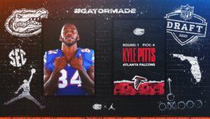 Kyle Pitts Atlanta Falcons draft