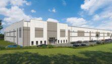Industrial facility fairless hills Bucks County