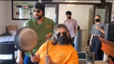 Guru's Indian Cuisine, Newtown dance challenge