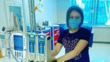 Reagan Rutenberg cancer patient