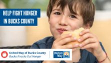 UW Bucks Knock Out Hunger drive