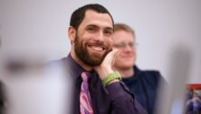 DeSales MBA Man Smiling