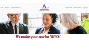 american community journals