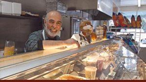 Ali Rashidian, owner of Caspian Grille in Lafayette Hill
