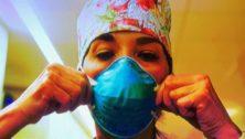 Doylestown nurse Shumi Mazzacano