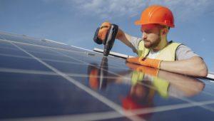 Bucks County solar energy business offices