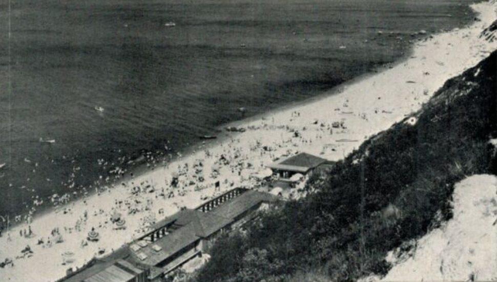 Wildwood bathhouses Jersey Shore vintage