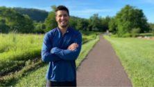Jonathan Rizzo ultra-marathoner