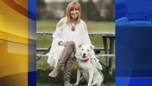 Sharon Fleck, president of Roxy Therapy Dogs, Doylestown