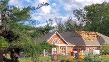 Doylestown Hospital's daycare, damaged by 2020 tornado
