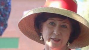 Elizabeth Watkins, State Regent for the Pennsylvania State Society DAR