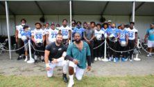 Jason Kelce football team