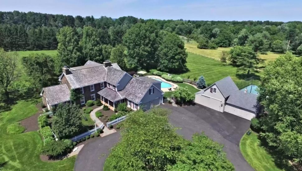 915 Mount Eyre Rd, Newtown, PA 18940
