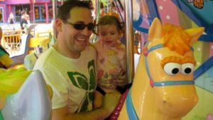 Sesame Place carousel