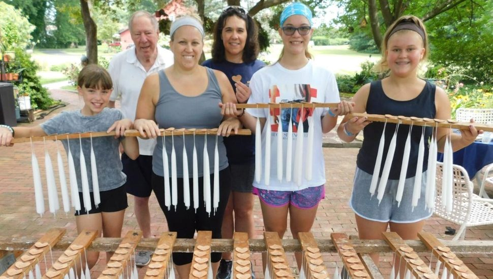 1,000 candles for 9-11 20th anniversary