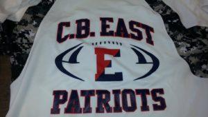 Central Bucks High School - East tee