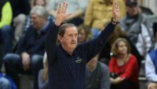 basketball coach Herb Magee