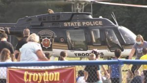 Pennsylvania State Police helicopter