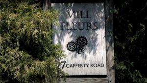 Garden at Mill Fleurs