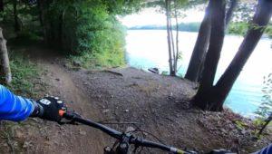 mountain trail Nockamixon State Park