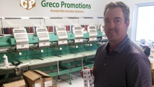 Greco Promotions CEO Fred Greco