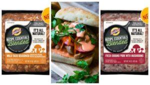 hatfield meats and cheeseburger