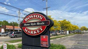 restaurant chain sign